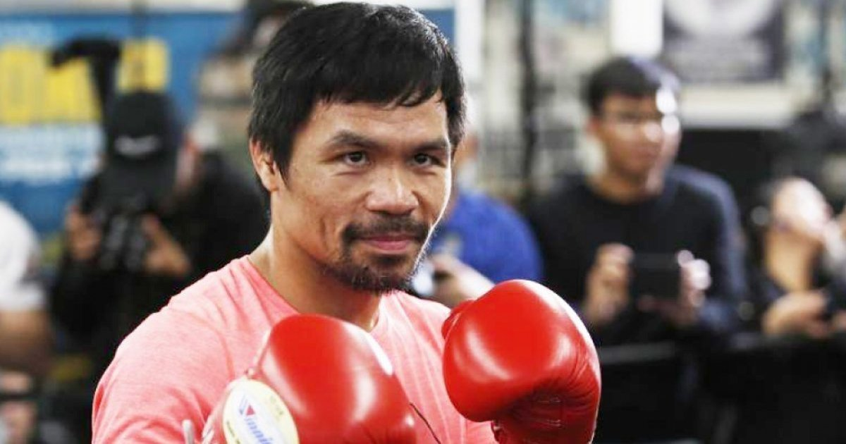 NST Region: Manny Pacquiao to star in historical biopic 'Malvar'