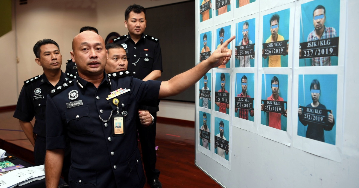 Police bust fake work permit syndicate, 17 arrested