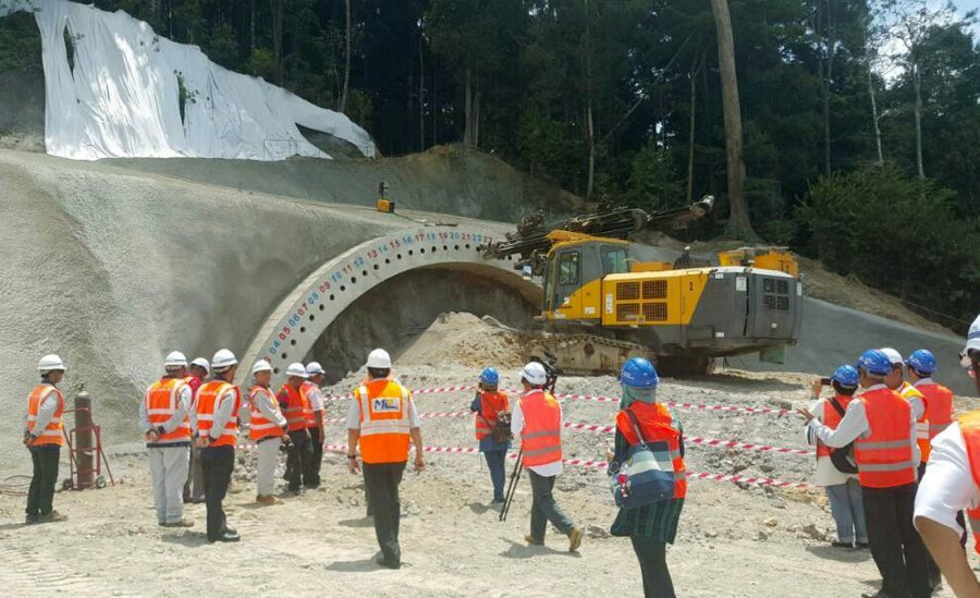 MRL refutes claim that ECRL project involves buyout of