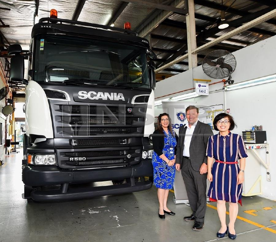 Scania rolls out final PGR series truck in Malaysia   New