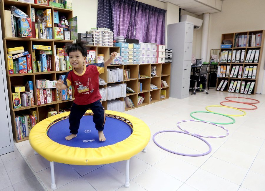 Uncovering Early Signs Of Autism >> Autism Is Not Impenetrable New Straits Times Malaysia General