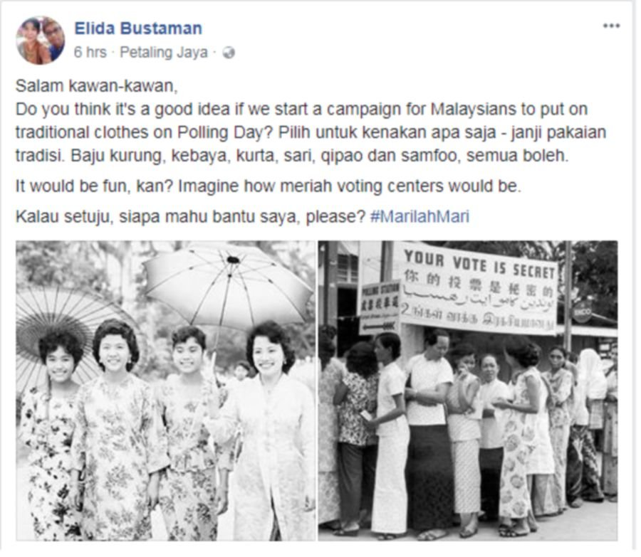 ex-journo-starts-campaign-to-encourage-voters-to-put-on-traditional-wear-on-may-9