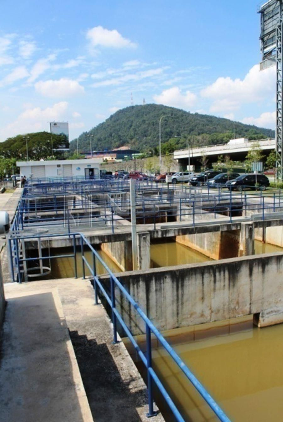 River water treatment plants have been built to rehabilitate