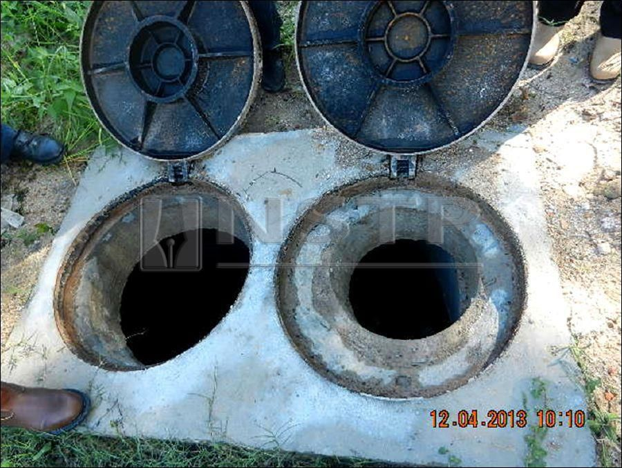 Gross Pollutant Traps built to prevent garbage, silt and grease from entering rivers.