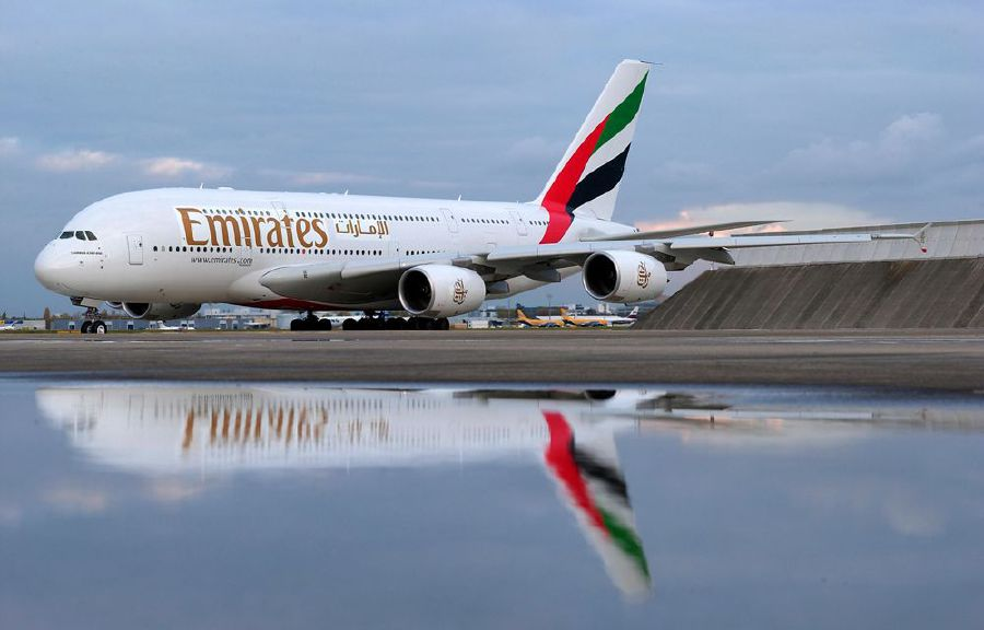 Major Airbus Order by Emirates Hits Boeing Hard