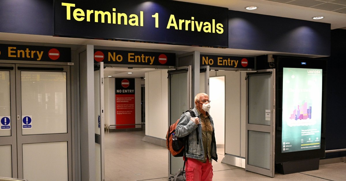 England scraps quarantine for 50 countries - but not US
