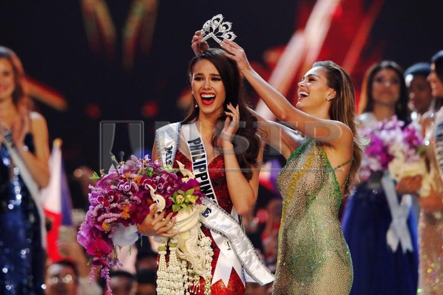 Philippines wins fourth Miss Universe crown | New Straits