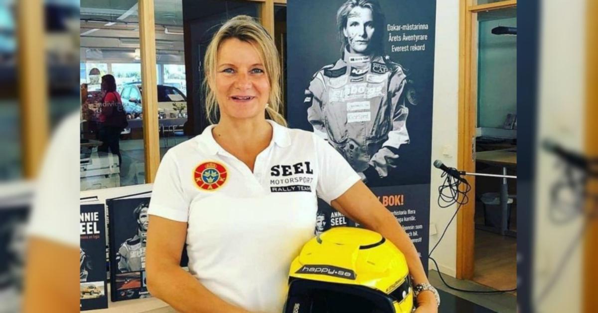 NST Region: Racing trailblazer Annie Seel set to compete in an all-women's event