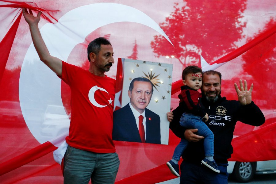 Update Erdogan Declares Victory In Elections Says No Walking Back On Turkey S Progress