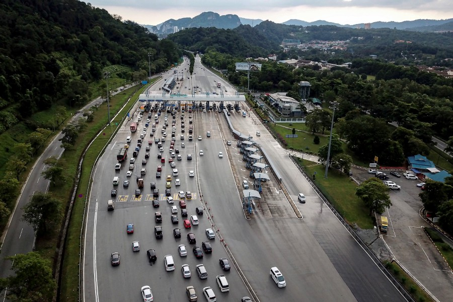 Traffic report: Traffic building up on NSE, KL-Karak highway | New
