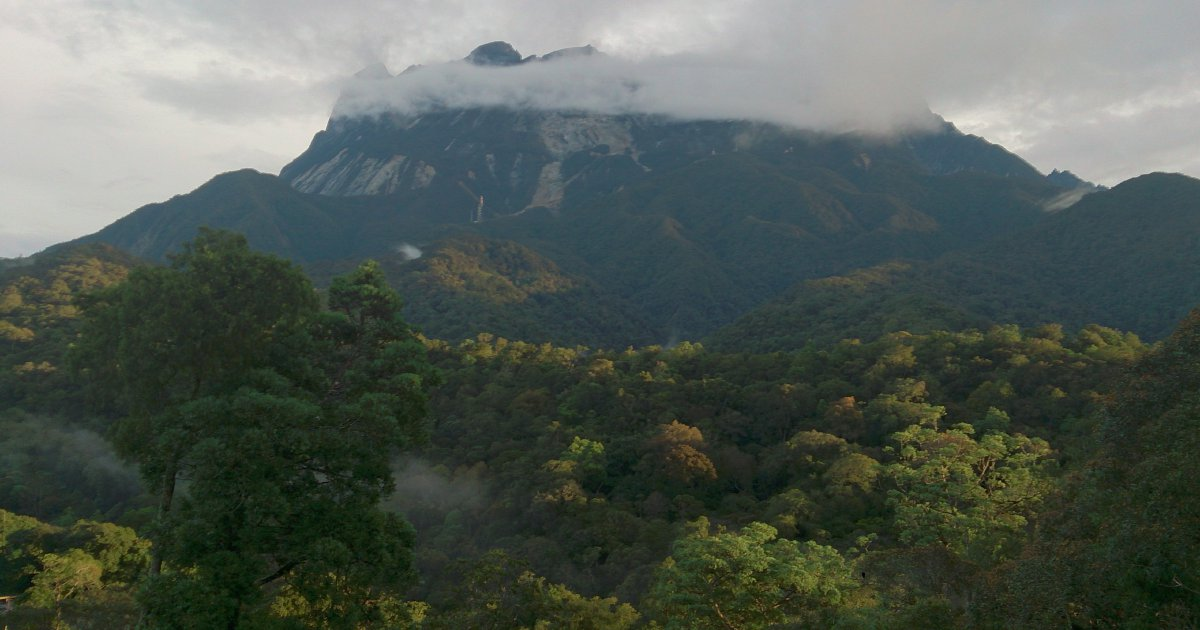 Extreme bad weather forces closure of Mount Kinabalu summit to climbers