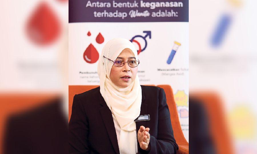 Dr Zurina Abdul HamidDirector-general, Department of Women Development