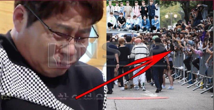 Most K-Pop fans are dedicated to their idols but one girl had apparently taken the act of being a fanatic to a detrimental level. (Pic from Koreaboo)