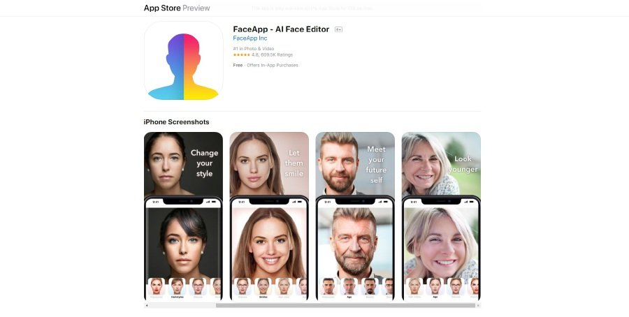 US senator calls for investigation into FaceApp | New Straits Times