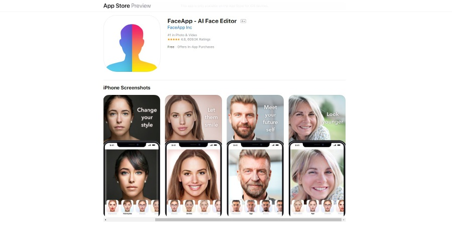 FaceApp - the hottest trend now on social media | New