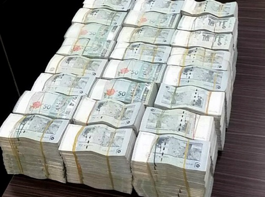 Image result for Sakri Ariffin fake money
