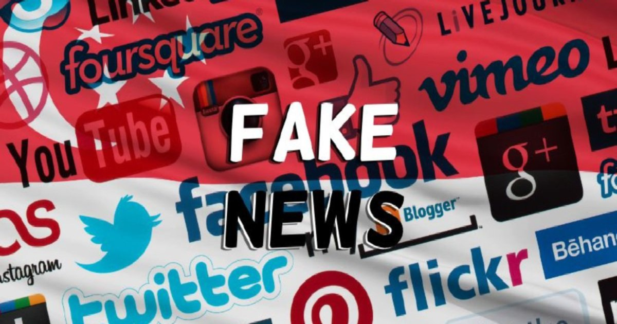 Singapore invokes fake news law over opposition party posts