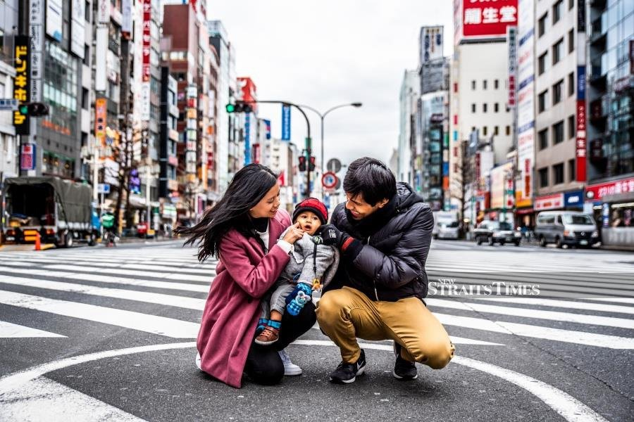 JOM! GO: Sweet visit to Tokyo's commercial hubs | New