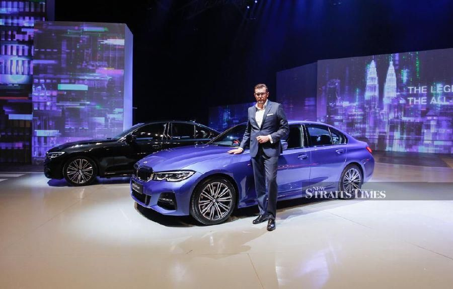 Bmw Launches All New 330i M Sport Priced From Rm328800 New
