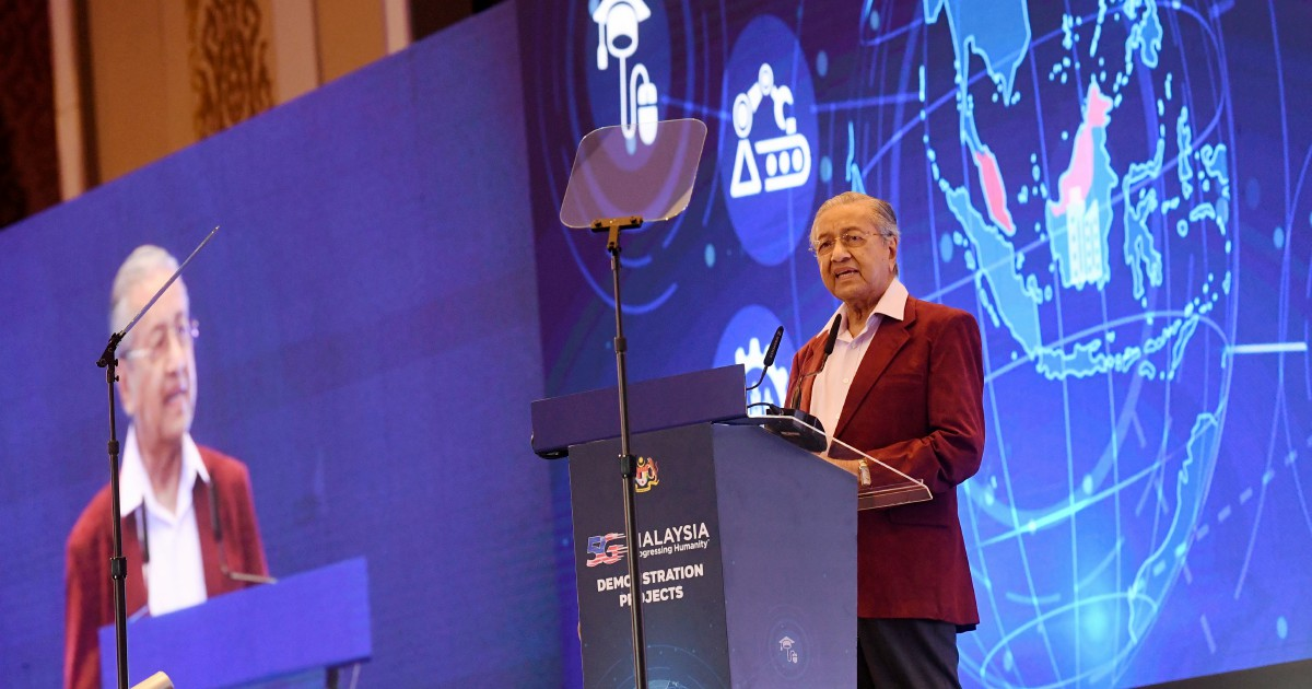 Malaysia on track to roll out 5G by Q3 2020, says PM