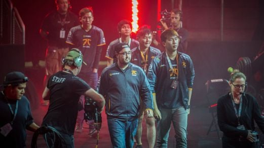 Fnatic means family: How parents played a huge role in Malaysian Dota 2  team's success
