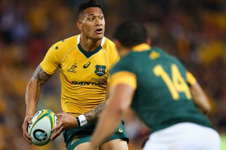Folau's homophobic comments 'too far' - Owens