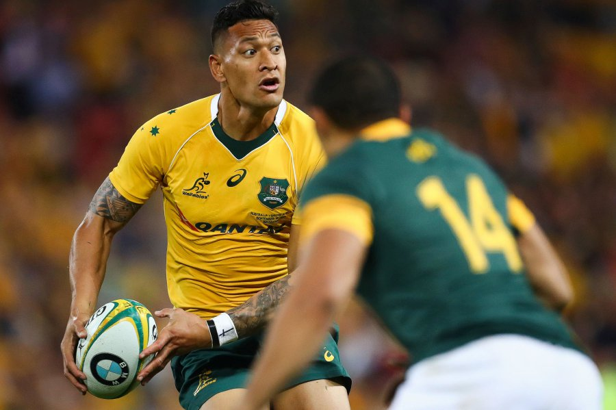 No RA sanction for Folau over anti-gay post