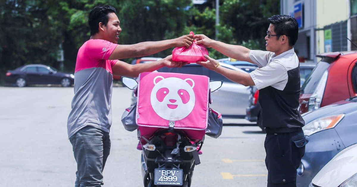 Foodpanda says new regional payment scheme rewards efficient riders