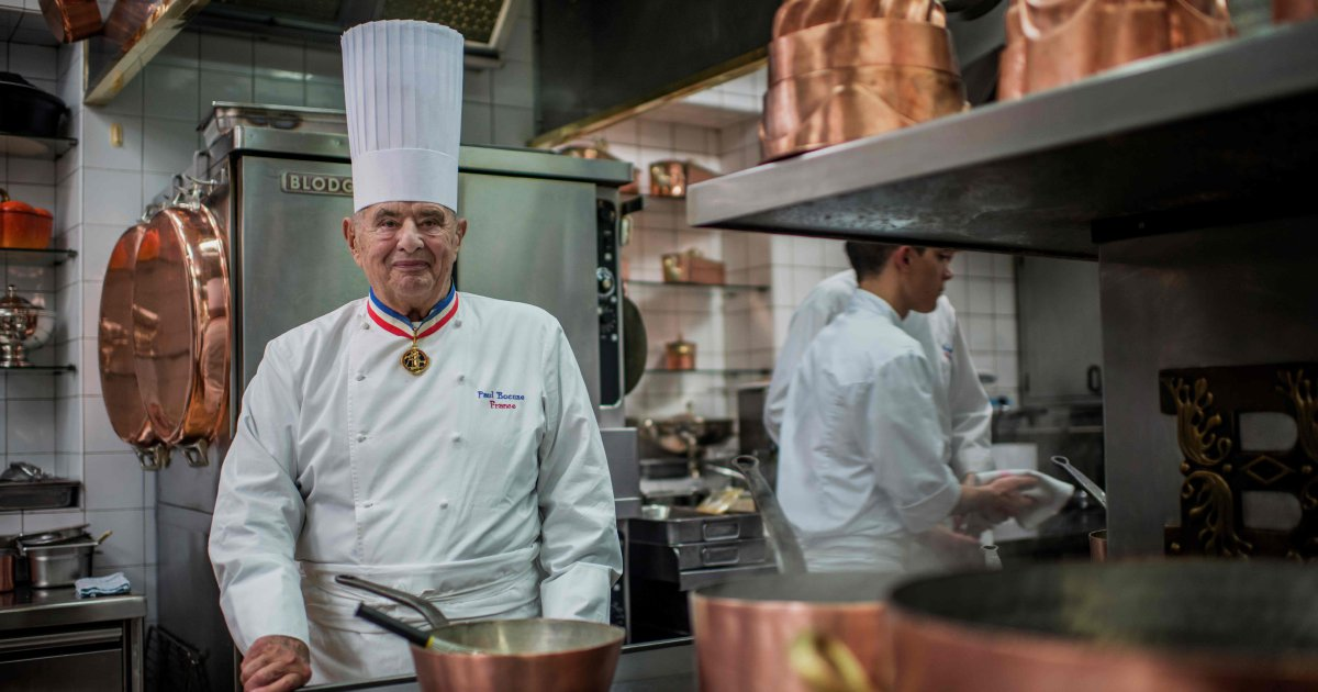 39 pope 39 of french cuisine paul bocuse dies age 91 new for Article on french cuisine
