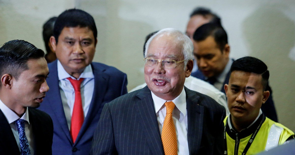 Najib shocked by High Court order, was expecting to be freed
