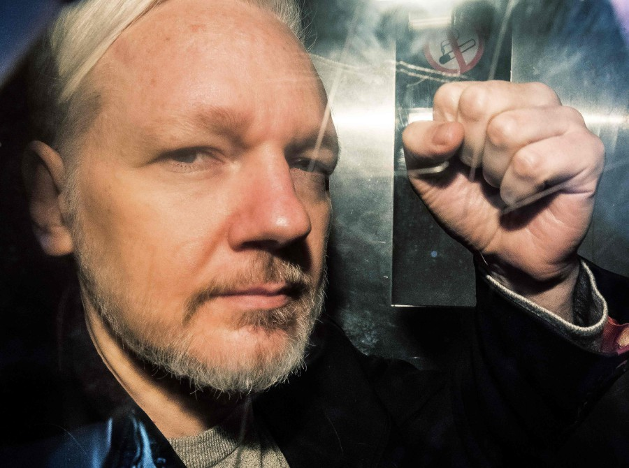 Sweden says it is dropping Julian Assange rape investigation