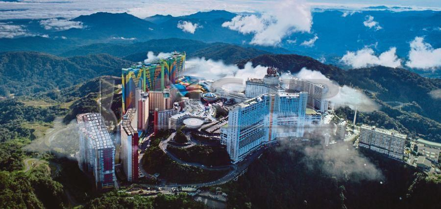 Genting Contests Wynn Resorts Claim Over Casino Design New Straits