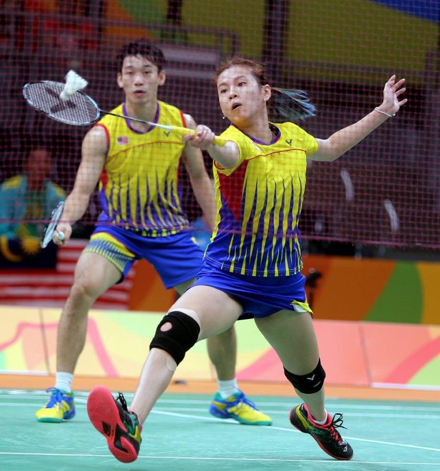 Peng Soon Liu Ying barrel into India Open semi finals