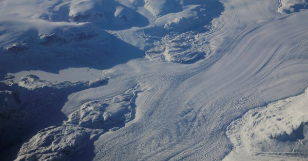 Sea level fears as more of giant Antarctic glacier floating than thought