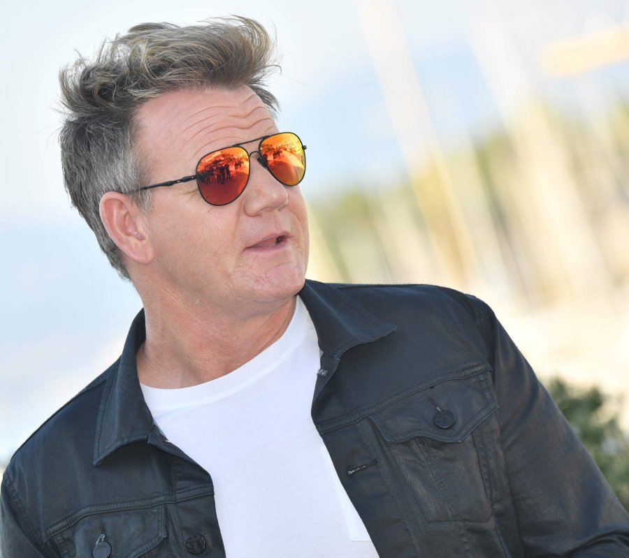 Chef Gordon Ramsay Says He's Proud Of Being 'a Pain'