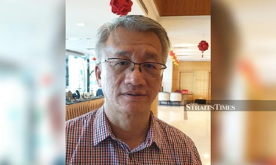 Chan Seng Chow. – NSTP/Vincent D'Silva