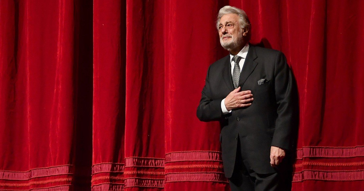Mexican music prize snubs Placido Domingo amid sex scandal