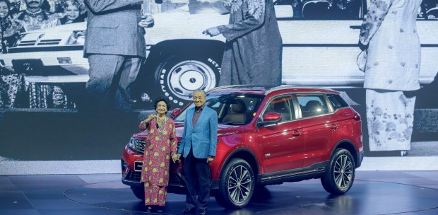 Proton X70 breaks record for delivery numbers in SUV segment   New