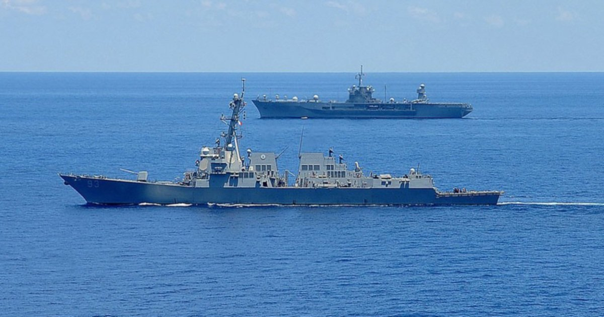 NSTRegion: Be wary of China 'gray zone' tactic