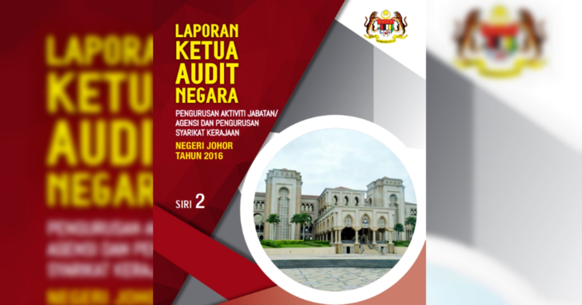 Two Johor Land Offices Have Tol Application Backlog Spanning More Than Nine Years