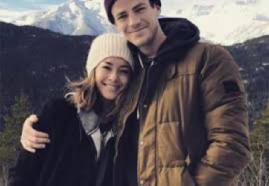 (File pix) Flash star Grant Gustin has proposed to his girlfriend Andrea 'LA' Thoma a Sabahan girl who is half- Kadazan.