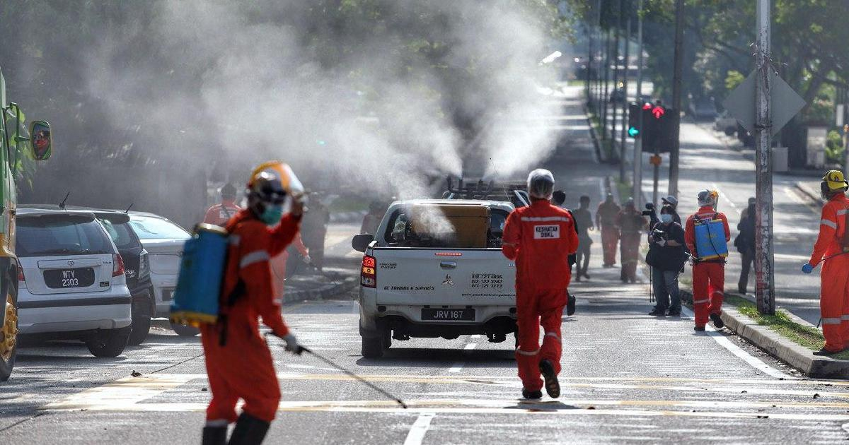 Mammoth-scale 'deep cleaning' of KL begins today