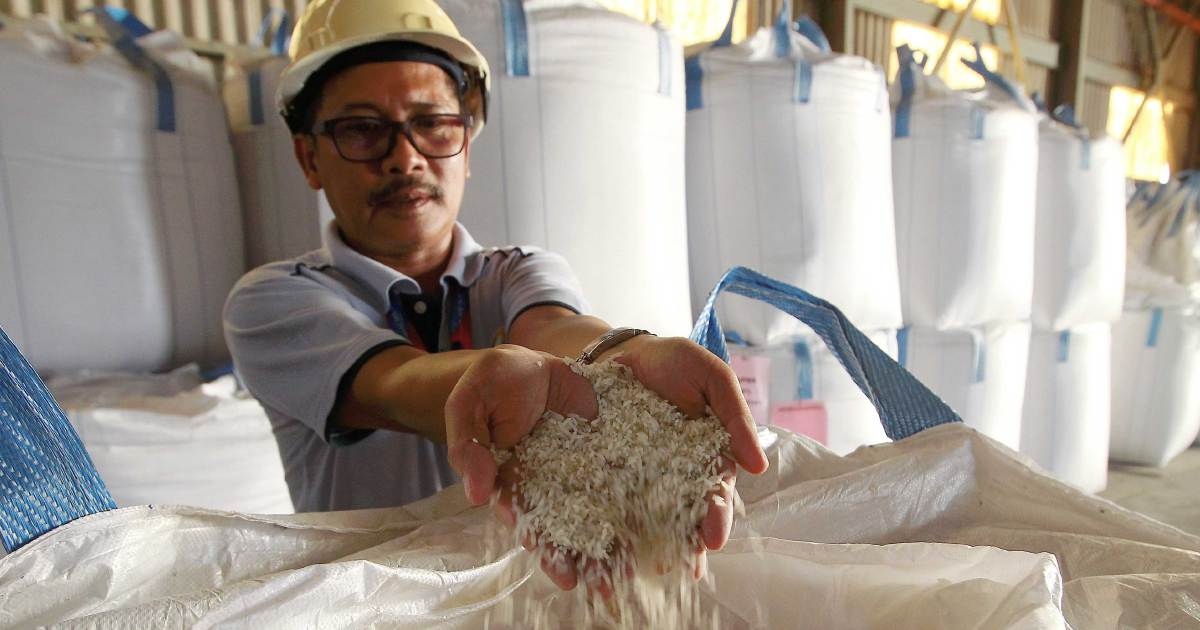'Malaysia's rice stock stable'