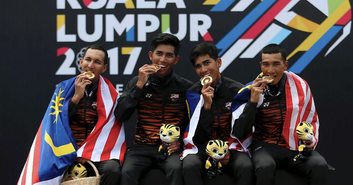 KL2017: Twins deliver cycling gold in Sea Games debut