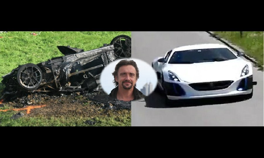 ex top gear host richard hammond injured in 39 serious 39 crash new straits times malaysia. Black Bedroom Furniture Sets. Home Design Ideas