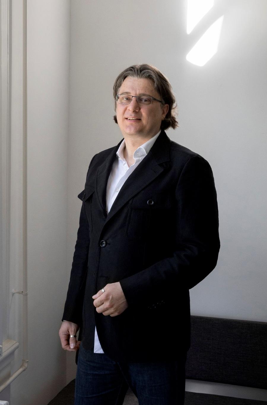 Hannes Pfau, partner at UNStudio. Photo courtesy of UNStudio