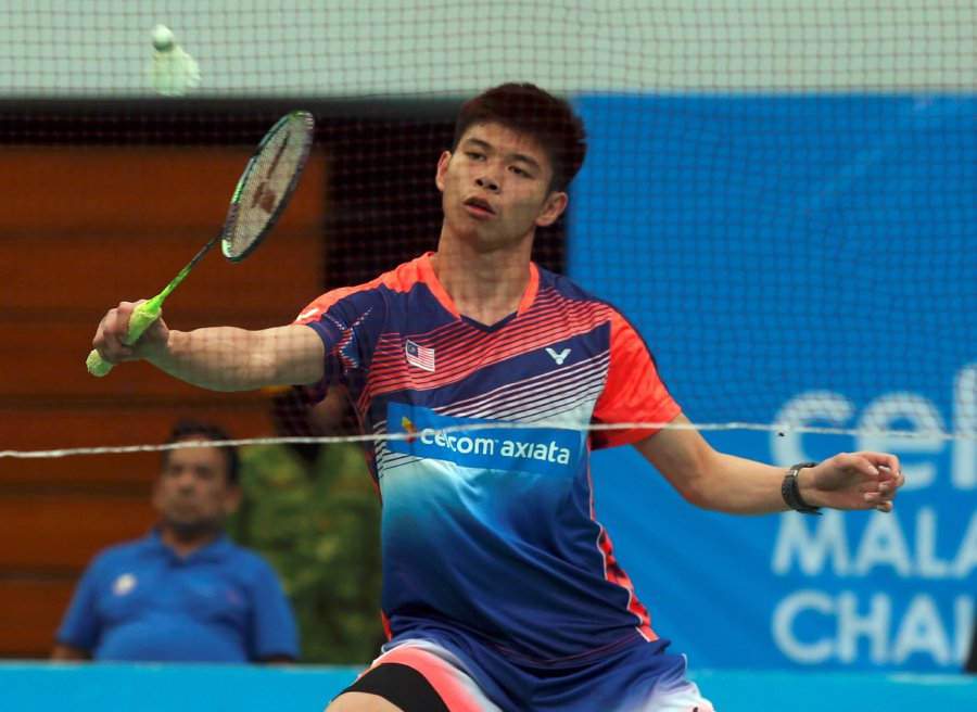 Jun Hao storms into Thailand Masters semi-finals | New Straits Times