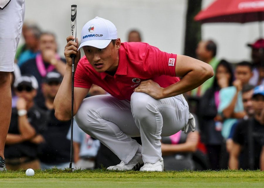Asia keeps 1-point lead at EurAsia Cup