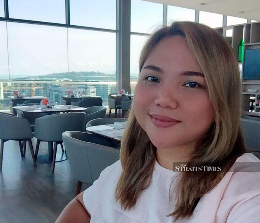 Former Covid-19 patient, Hartini Azmi, 37, has set up a Facebook page under the name 'Covid-19 Survivor Sabah' to eliminate the stigma attached to ex-coronavirus sufferers. - NSTP pic