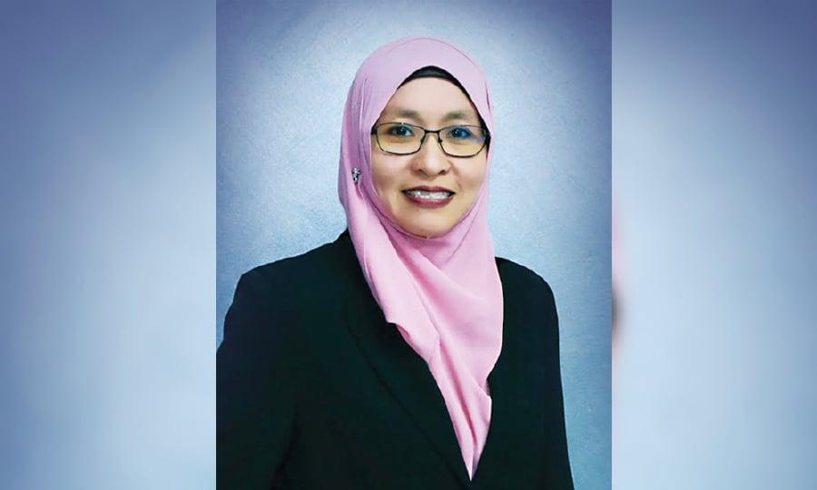 Associate Professor Dr Haslinda Yusoff.